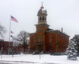 Geauga County Courthouse