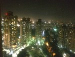 Night View From the Window