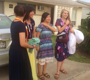 """Four """"Dying"""" Sister Missionaries"""